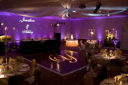 Elements - staged wedding
