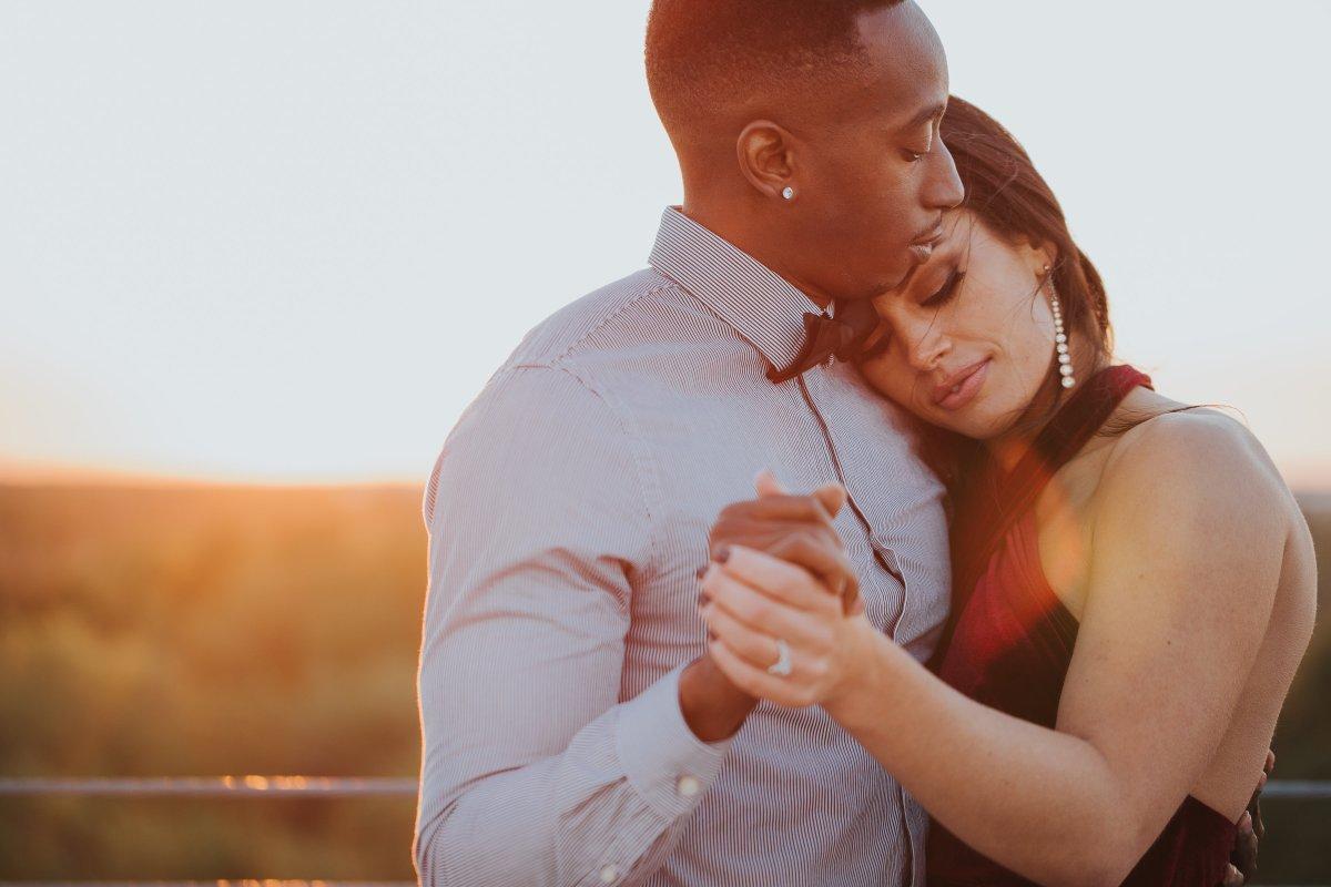 A Sun-Kissed Florida Engagement Shoot