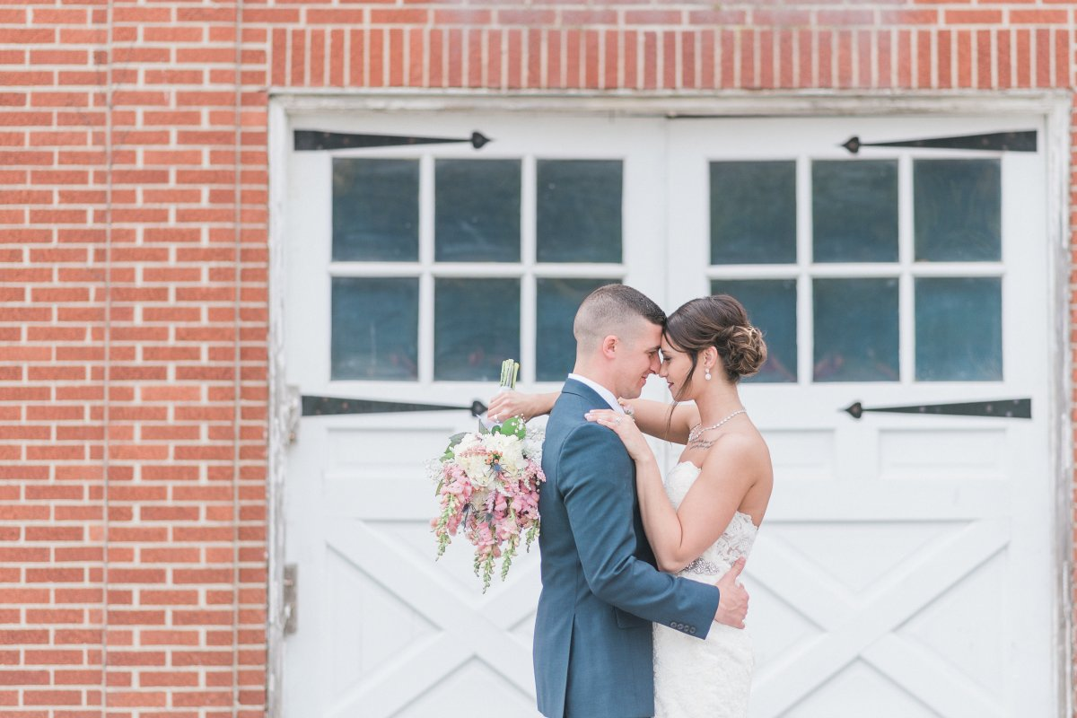 An Elegant Affair with Rustic Flair in  Bucyrus, Ohio