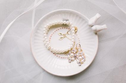 Pearl Wedding Jewerly