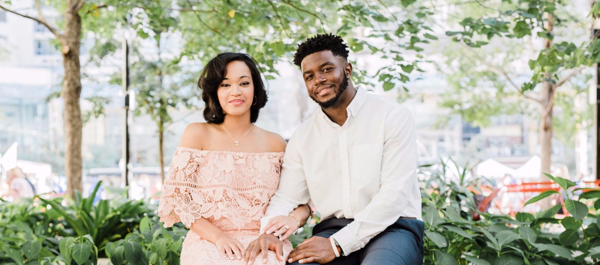 High School Sweethearts Show Their Love In This Cincinnati Engagement Session
