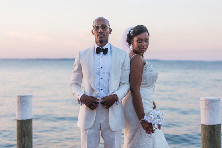 Carefree Black Brides | BridalGush.com