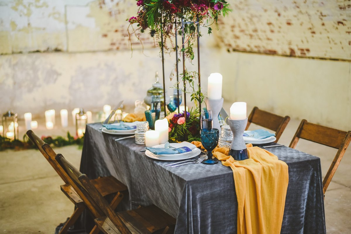 10 Favorite Fall Wedding Trends With The Crystal Collection