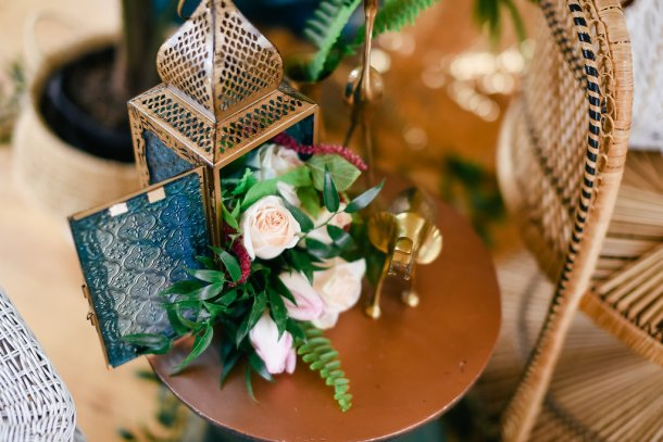 10 Fall Wedding Trends | Out of the Box Centerpieces | Lantern Centerpiece Ideas | Bridalgush.com