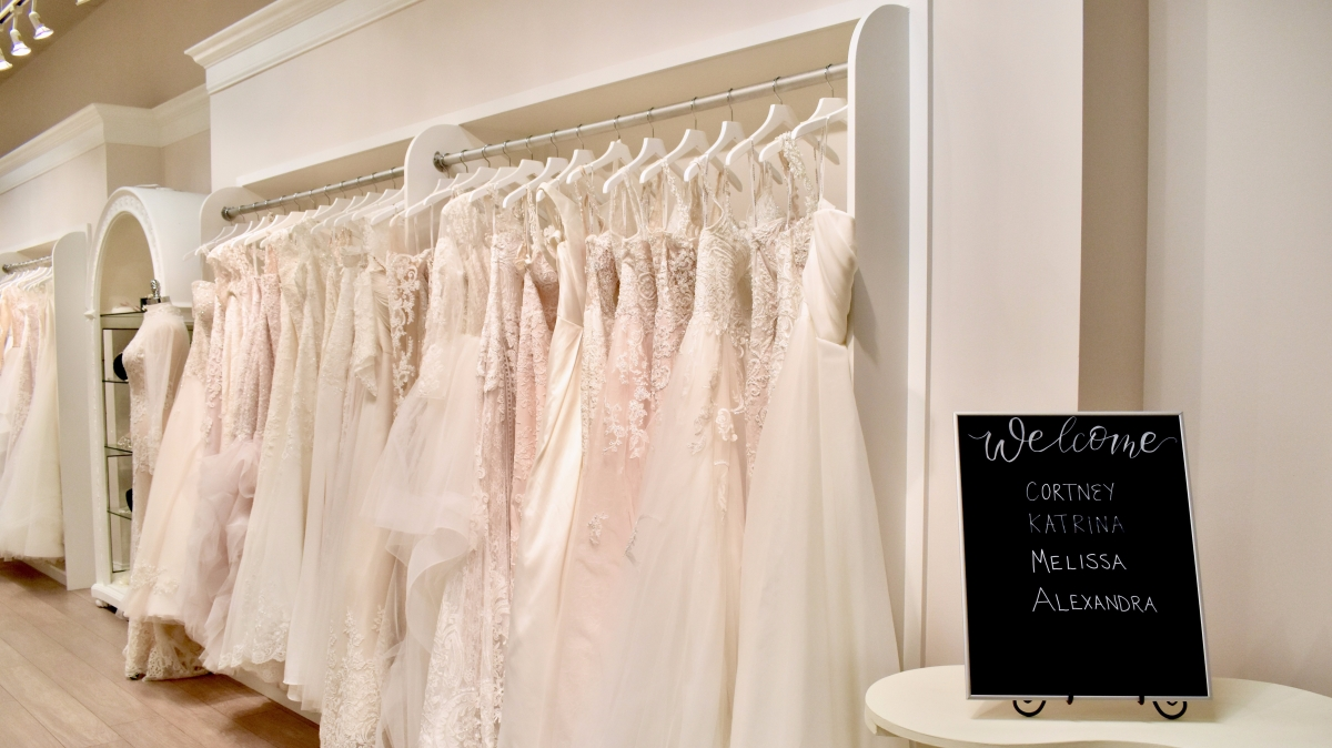 5 Do's and Don'ts of Wedding Dress Shopping With Louise Christine Bridal